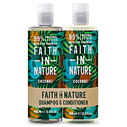 Shampoing & Après-Shampoing à la Noix de Coco