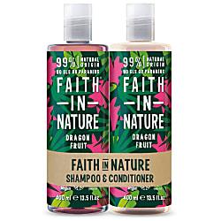Shampoing & Après-Shampoing aux Fruits du Dragon