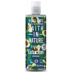 Faith in Nature Gel Douche à l'Avocat - 400ml
