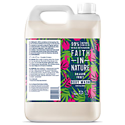 Gel Douche et Bain aux Fruits du Dragon - 5L