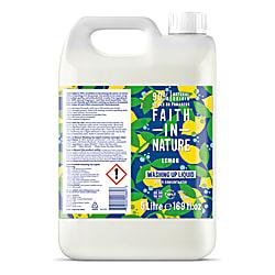 Liquide Vaisselle Super Concentré au Citron - 5L