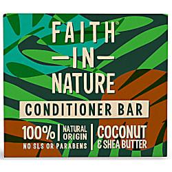 Après-Shampoing Solide à la Noix de Coco et au Beurre de Karité
