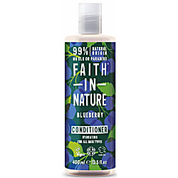 Faith in Nature Après-Shampooing à la Myrtille - 400ml