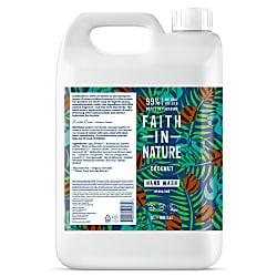 Savon Mains Liquide à la Noix de Coco - 5L