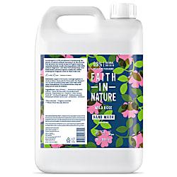 Savon Mains Liquide à la Rose Sauvage - 5L