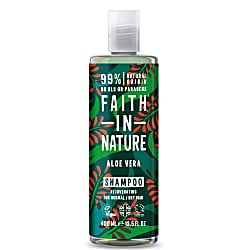 Shampoing à l'Aloe Vera Echantillon