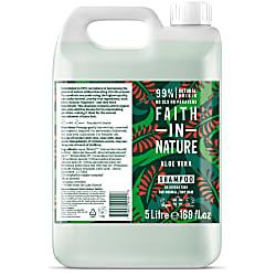 Shampoing à l'Aloe Vera - 5L