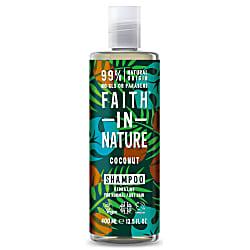 Shampoing à la Noix de Coco Echantillon