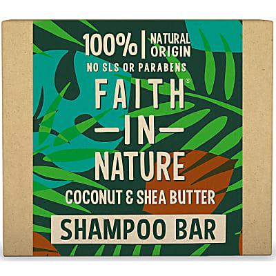 Shampoing Solide à la Noix de Coco et au Beurre de Karité