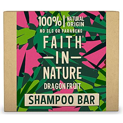 Shampoing Solide aux Fruits du Dragon